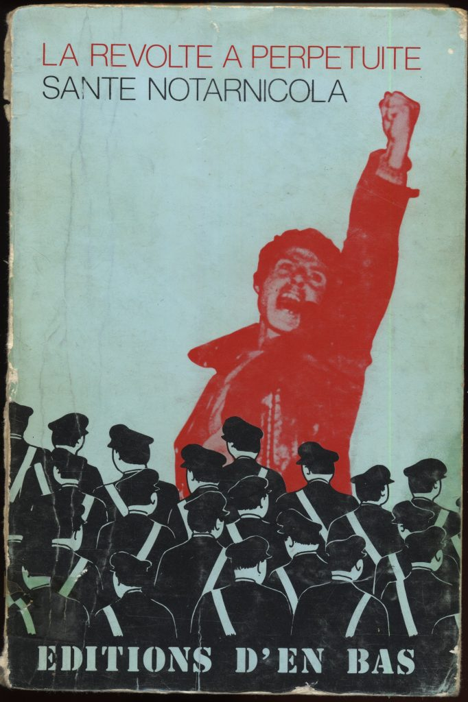l'evasione impossibile France Editions d'en bas 1977